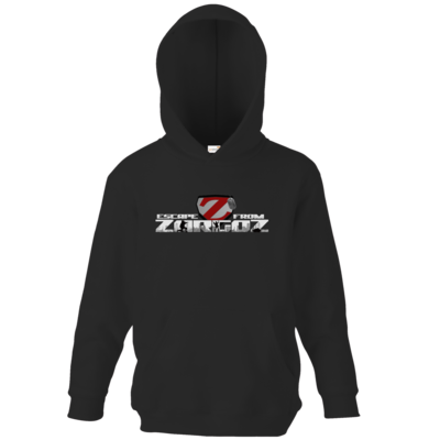 Motiv: Kids Hooded Sweat - EFT