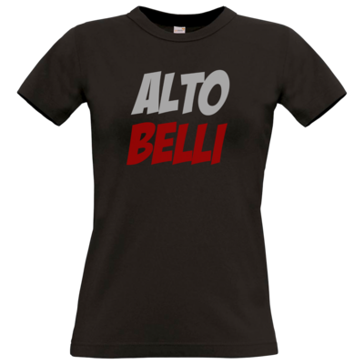 Motiv: T-Shirt Damen Premium FAIR WEAR - Alto Belli
