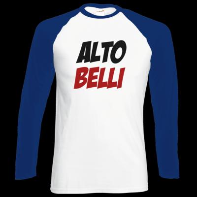 Motiv: Longsleeve Baseball T - Alto Belli