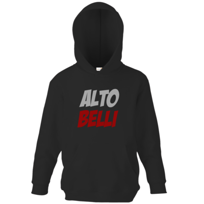 Motiv: Kids Hooded Sweat - Alto Belli