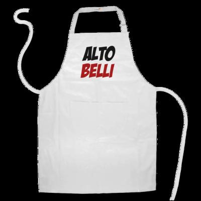 Motiv: Schürze - Alto Belli