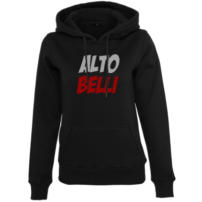 Motiv: Womens Heavy Hoody - Alto Belli