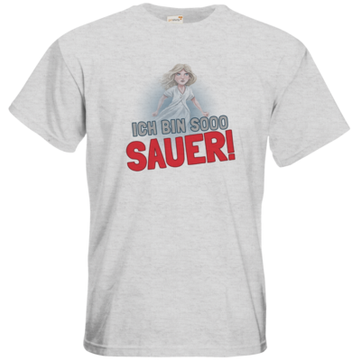 Motiv: T-Shirt Premium FAIR WEAR - Mimi sauer