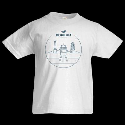Motiv: Kids T-Shirt Premium FAIR WEAR - Lighthouse