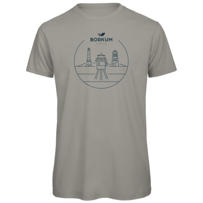 Motiv: Organic T-Shirt - Lighthouse