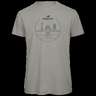Motiv: Organic T-Shirt - Lighthouse