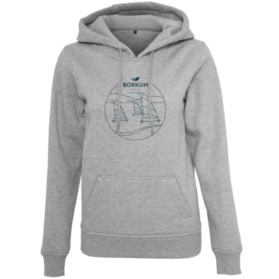 Motiv: Womens Heavy Hoody - Speed