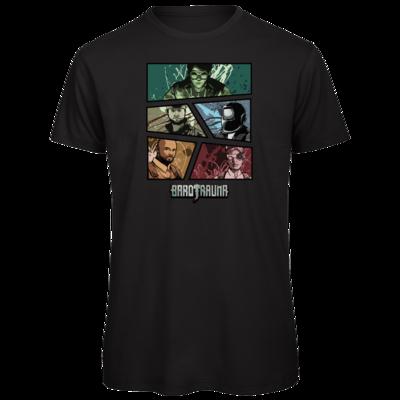 Motiv: Organic T-Shirt - Barotrauma - A Job For Everybody