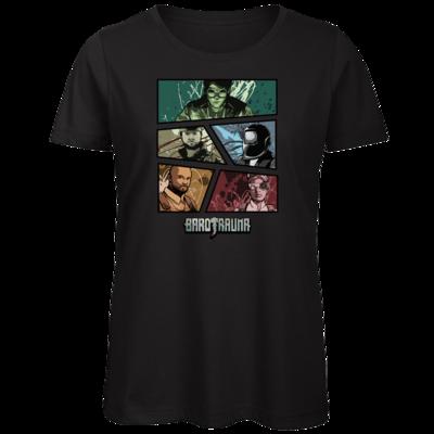 Motiv: Organic Lady T-Shirt - Barotrauma - A Job For Everybody