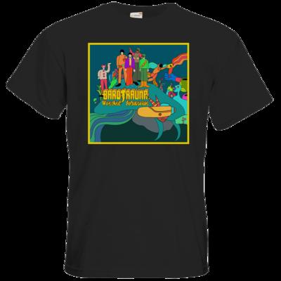 Motiv: T-Shirt Premium FAIR WEAR - Barotrauma Sunken Submarine