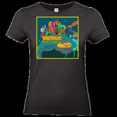 Motiv: T-Shirt Damen Premium FAIR WEAR - Barotrauma Sunken Submarine