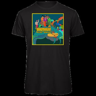 Motiv: Organic T-Shirt - Barotrauma Sunken Submarine