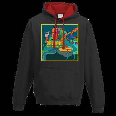 Motiv: Two-Tone Hoodie - Barotrauma Sunken Submarine