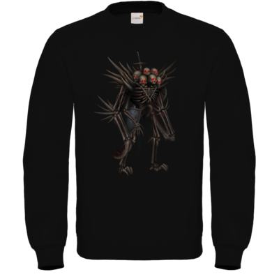 Motiv: Sweatshirt FAIR WEAR - Iratus Bone Golem