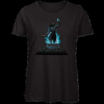 Motiv: Organic Lady T-Shirt - Iratus Keyart D