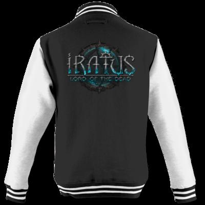 Motiv: College Jacke - Iratus Logo
