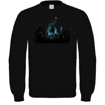 Motiv: Sweatshirt FAIR WEAR - Iratus Necromancer Army C