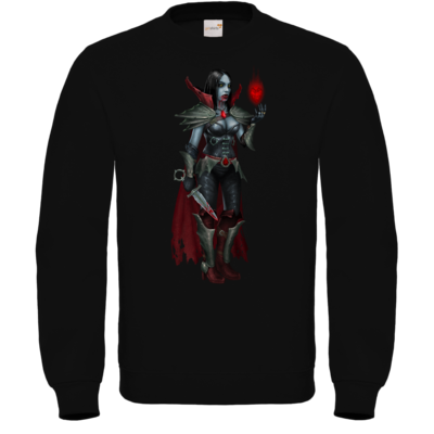 Motiv: Sweatshirt FAIR WEAR - Iratus Vampire
