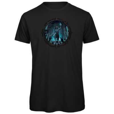 Motiv: Organic T-Shirt - Iratus Wappen