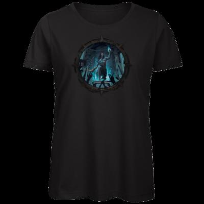 Motiv: Organic Lady T-Shirt - Iratus Wappen