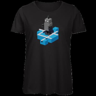 Motiv: Organic Lady T-Shirt - Unrailed Bot