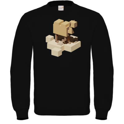 Motiv: Sweatshirt FAIR WEAR - Unrailed Camel