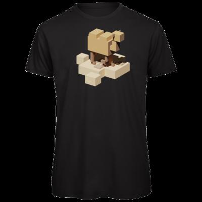 Motiv: Organic T-Shirt - Unrailed Camel