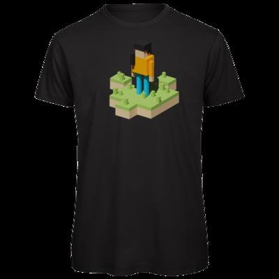 Motiv: Organic T-Shirt - Unrailed Girl