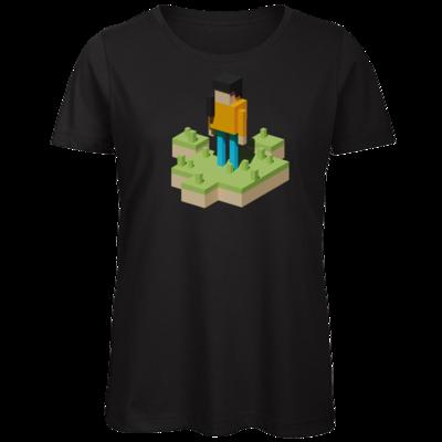Motiv: Organic Lady T-Shirt - Unrailed Girl