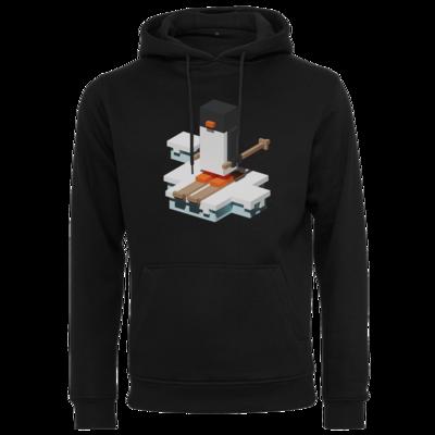 Motiv: Heavy Hoodie - Unrailed Penguin