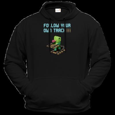 Motiv: Hoodie Premium FAIR WEAR - Unrailed Frog