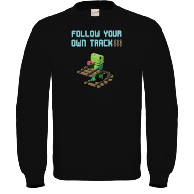Motiv: Sweatshirt FAIR WEAR - Unrailed Frog