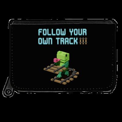 Motiv: Geldboerse - Unrailed Frog
