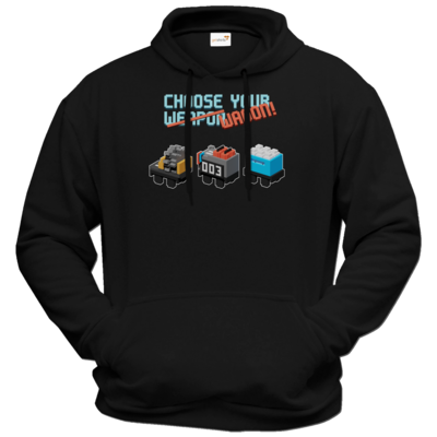Motiv: Hoodie Premium FAIR WEAR - Unrailes choose your wagon