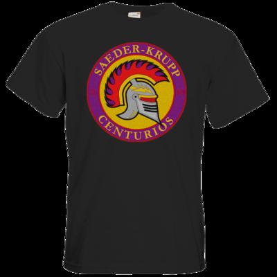 Motiv: T-Shirt Premium FAIR WEAR - Shadowrun (r) - Saeder-Krupp Centurios
