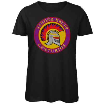 Motiv: Organic Lady T-Shirt - Shadowrun (r) - Saeder-Krupp Centurios