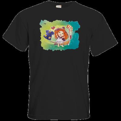 Motiv: T-Shirt Premium FAIR WEAR - Kinderspiele - Mary Magica
