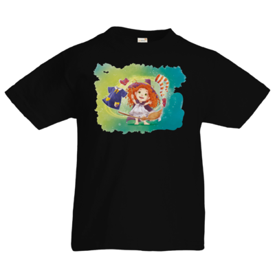 Motiv: Kids T-Shirt Premium FAIR WEAR - Kinderspiele - Mary Magica