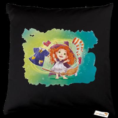 Motiv: Kissen Baumwolle - Kinderspiele - Mary Magica