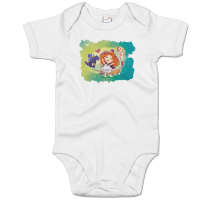 Motiv: Baby Body Organic - Kinderspiele - Mary Magica