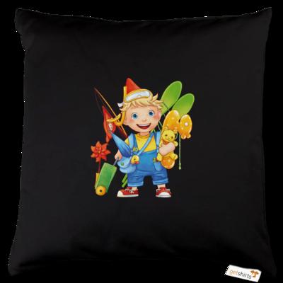 Motiv: Kissen Baumwolle - Kinderspiele - Timmy