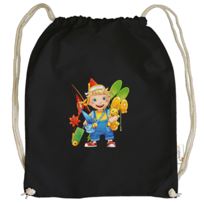 Motiv: Cotton Gymsac - Kinderspiele - Timmy