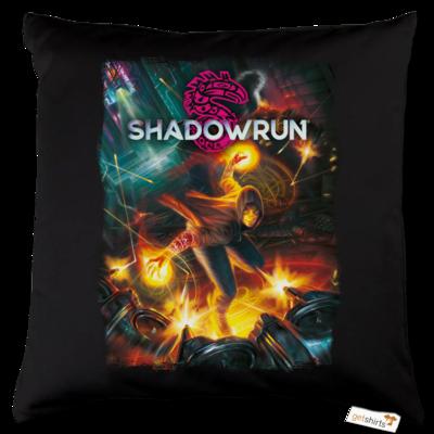 Motiv: Kissen Baumwolle - Shadowrun Cover
