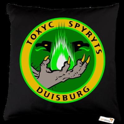 Motiv: Kissen Baumwolle - Shadowrun (r) - Toxyc Spyryts Duisburg