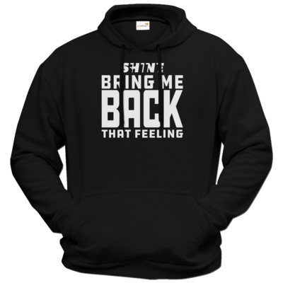 Motiv: Hoodie Premium FAIR WEAR - Bring me back that feeling