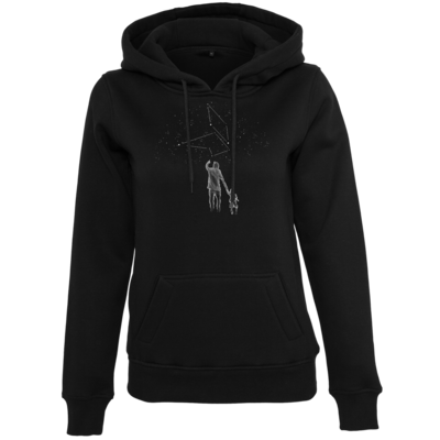 Motiv: Womens Heavy Hoody - fuchsklang star sign / father & son