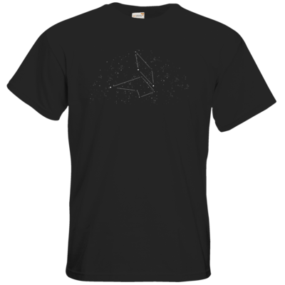 Motiv: T-Shirt Premium FAIR WEAR - fuchsklang logo - star sign