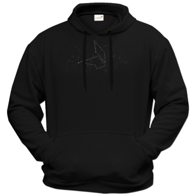 Motiv: Hoodie Premium FAIR WEAR - fuchsklang logo - star sign