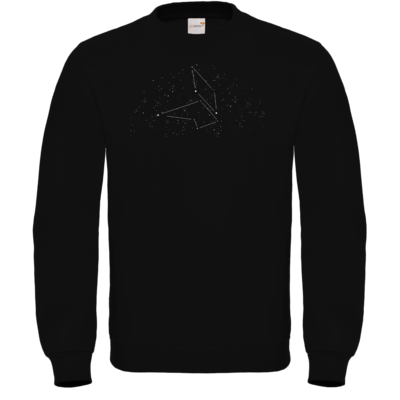 Motiv: Sweatshirt FAIR WEAR - fuchsklang logo - star sign