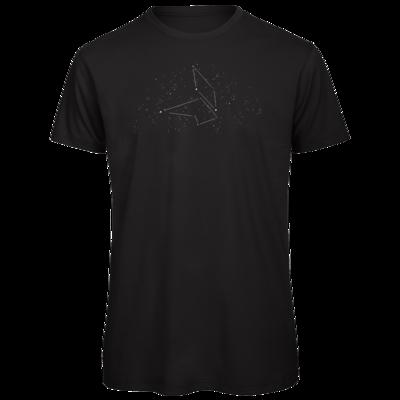 Motiv: Organic T-Shirt - fuchsklang logo - star sign